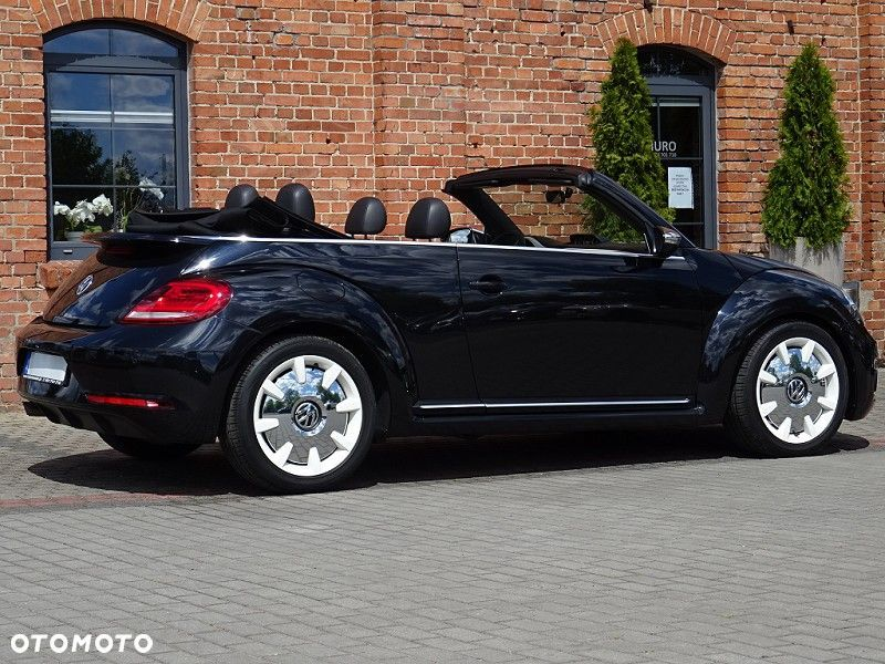 Volkswagen Beetle 2.0 TSI CABRIO Final Edition Automat Fender Kamera LED - 5
