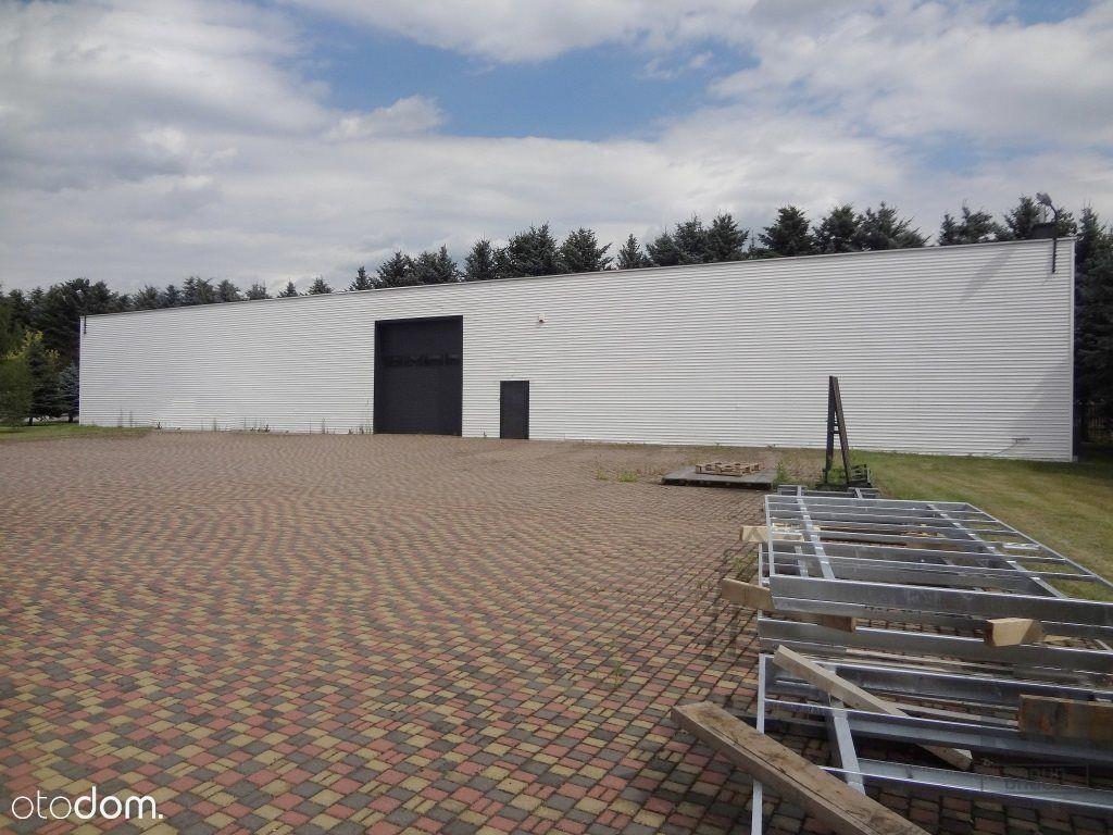 Magazyn o powierzchni 500 m2 przy autostradzie A1