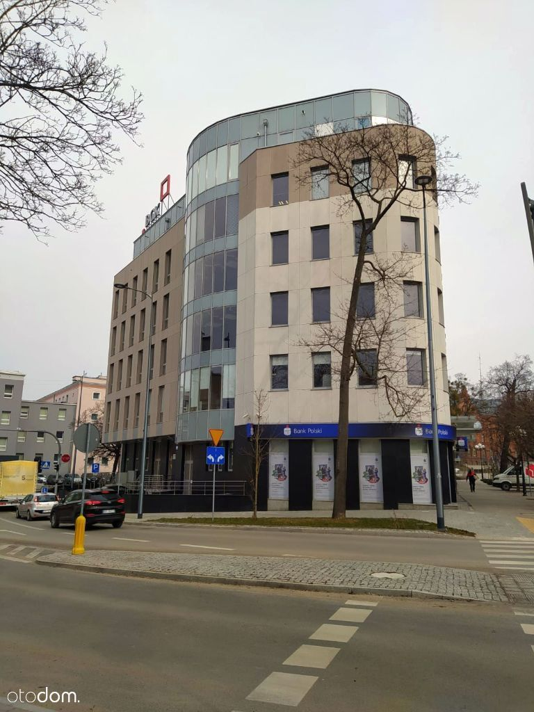 Biuro - nowoczesny biurowiec - Dąbrowszczaków
