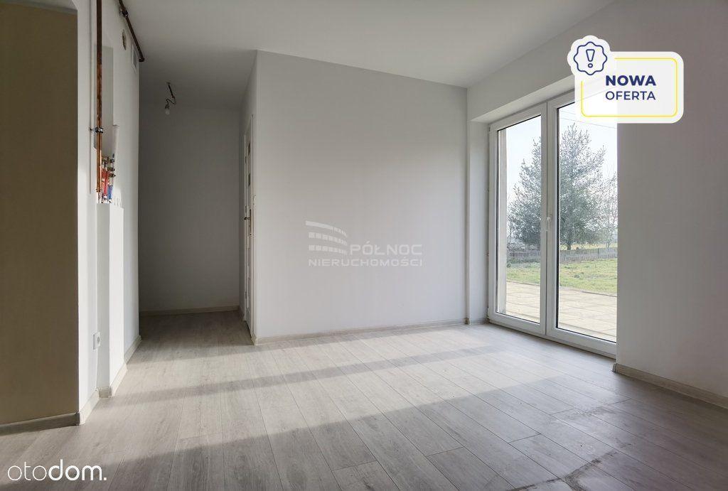 Nowe mieszkanie 45 m2 Przybyłowice z ogródkiem!