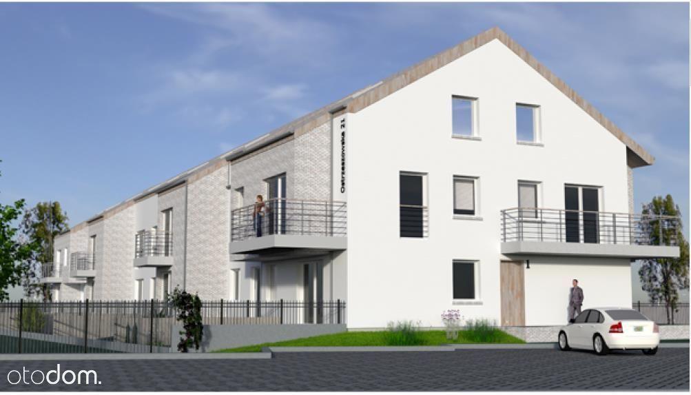 Nowe mieszkanie w kameralnej inwestycji.