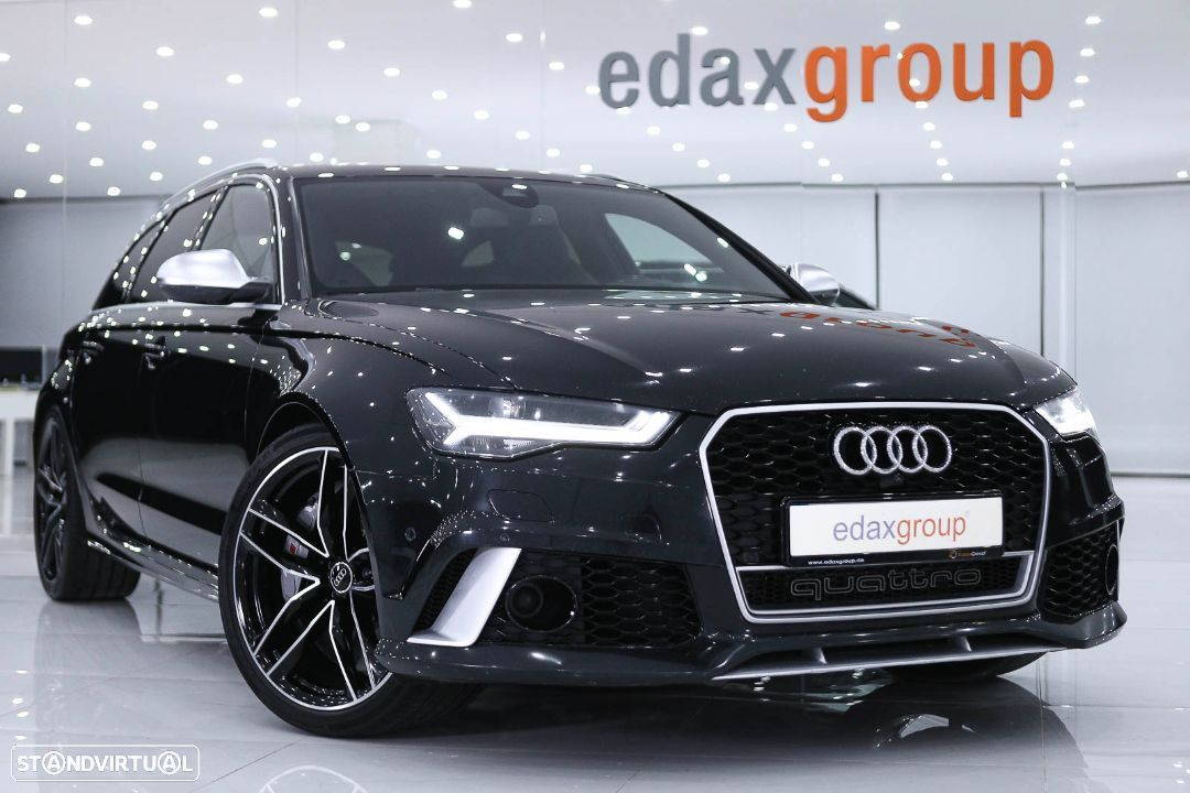Audi RS6 A 4.0 TFSi Plus quattro Tiptronic - 13