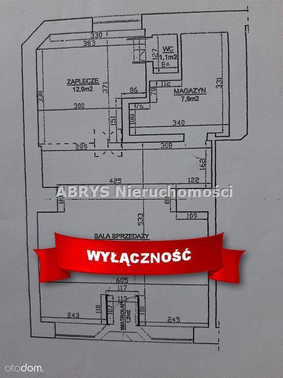 Lokal użytkowy, 58,40 m², Olsztyn