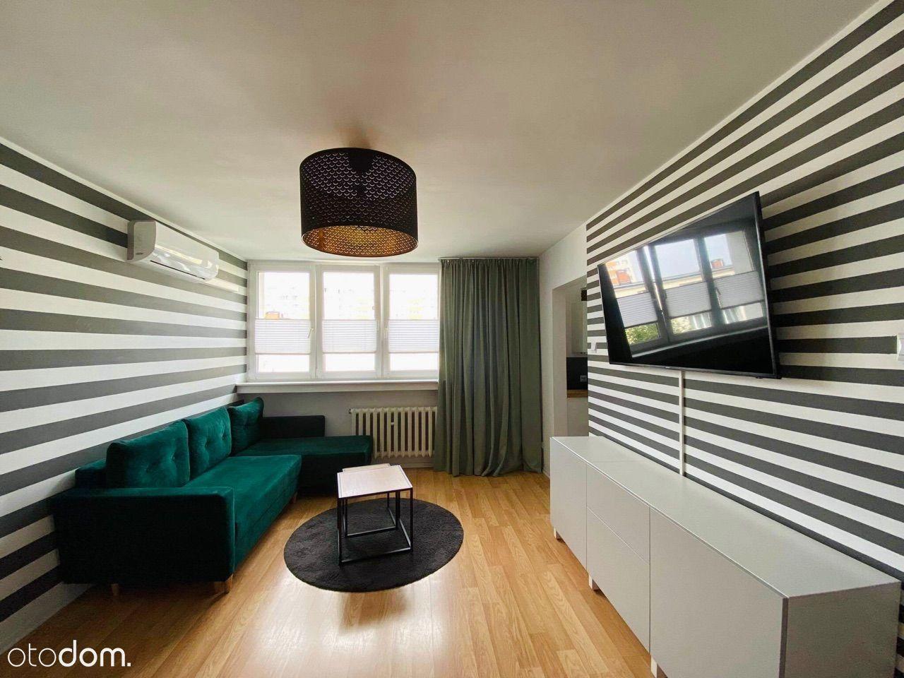 Mieszkanie dwupokojowe 37,2m2