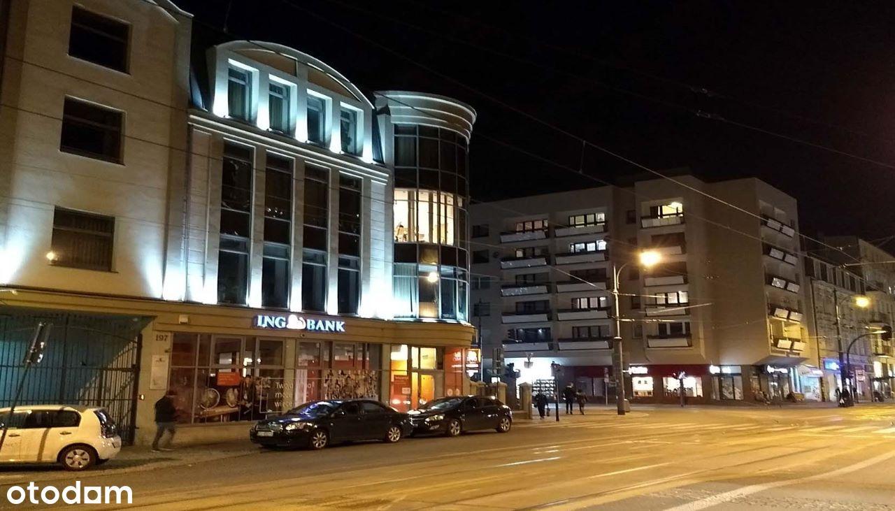 Nowoczesny biurowiec Piotrkowska. Plany hotelu 5*