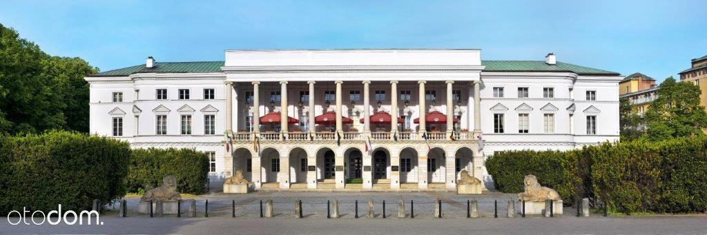 Do wynajęcia Pałac Lubiomirskich - 2.500 m2