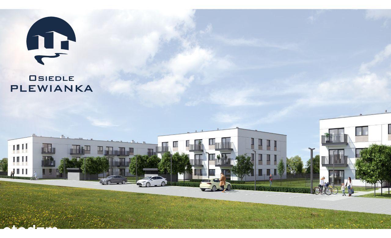 Osiedle Plewianka - inwestycja 5 min od Poznania !