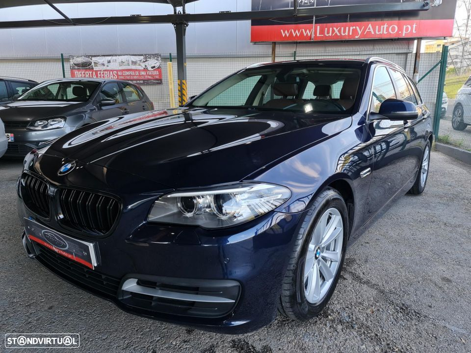 BMW 520 d Line Luxury Auto - 1