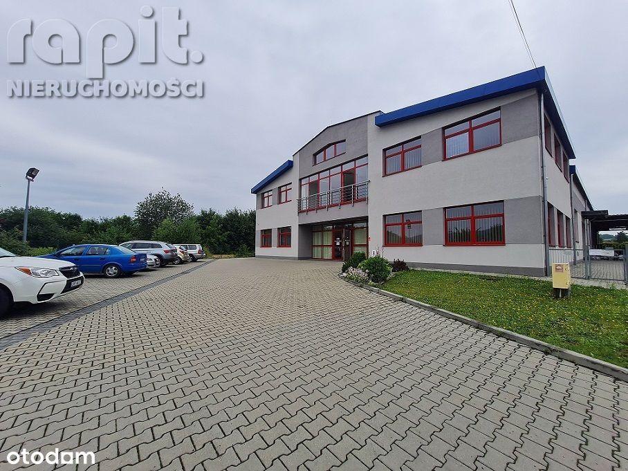 Lokal biurowo- usługowy