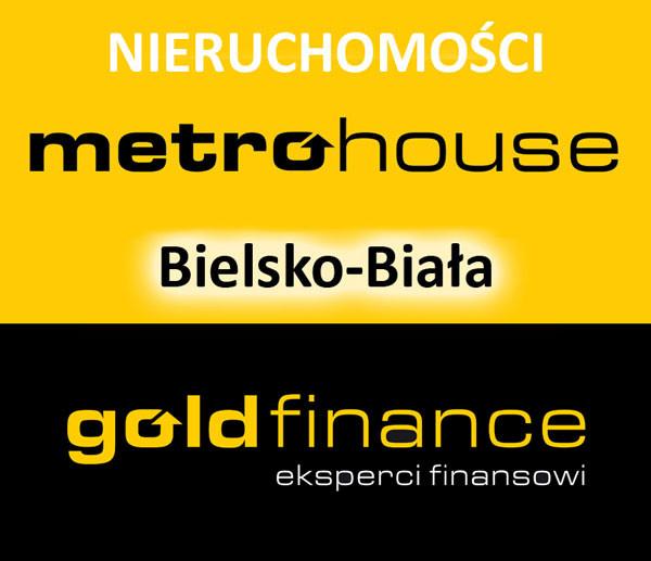 METROHOUSE o/Bielsko-Biała to Największa Sieć Biur Nieruchomości w Polsce. Działamy od 14 lat w ponad 90 biurach. Dołącz do grona klientów METROHOUSE oraz GOLDFINANCE  i poznaj prawdziwy wymiar pośrednictwa. W dwóch słowach: BEZPIECZNIE I SKUTECZNIE.