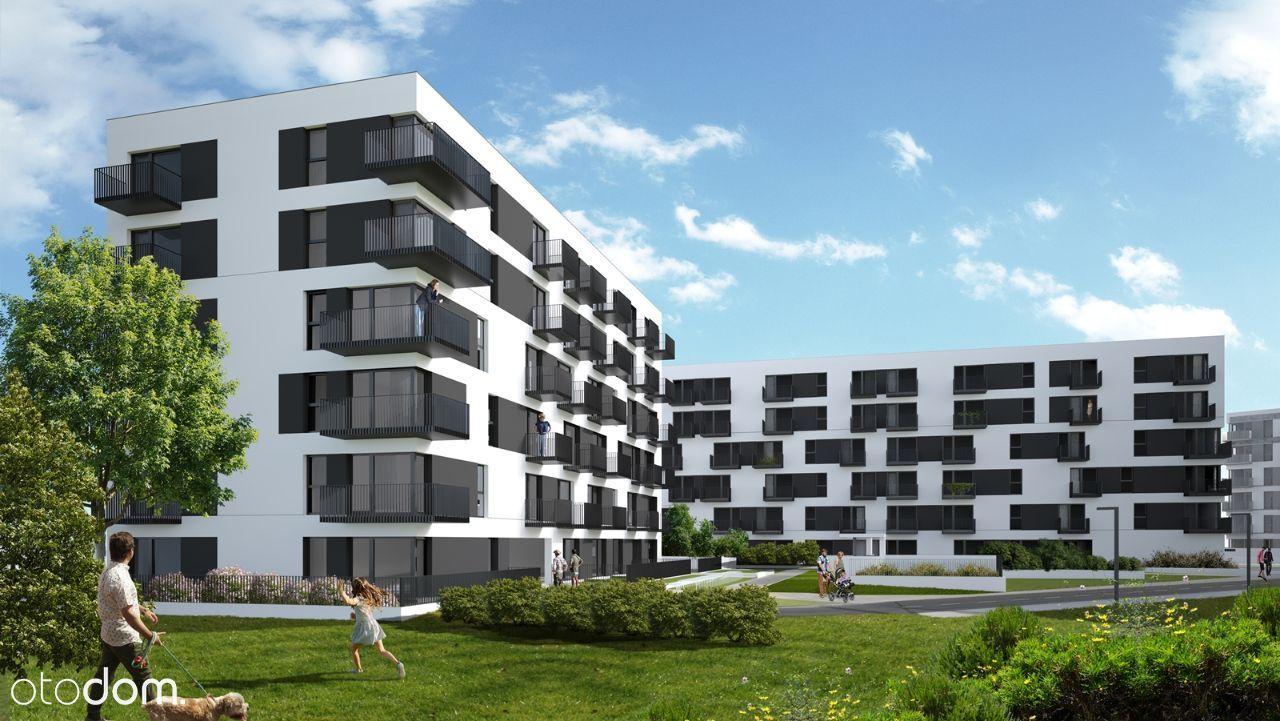 Mieszkanie w inwestycji Nowy Marysin III, nr B55