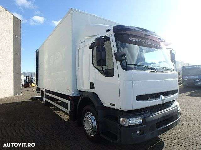 Renault PREMIUM 220 + MANUAL + LIFT - 3