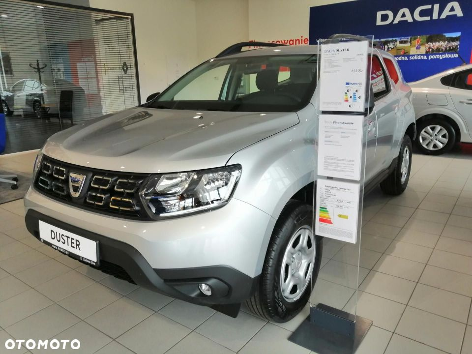 Dacia Duster SL COOL TCe 90 / 1.0 benzyna - 1