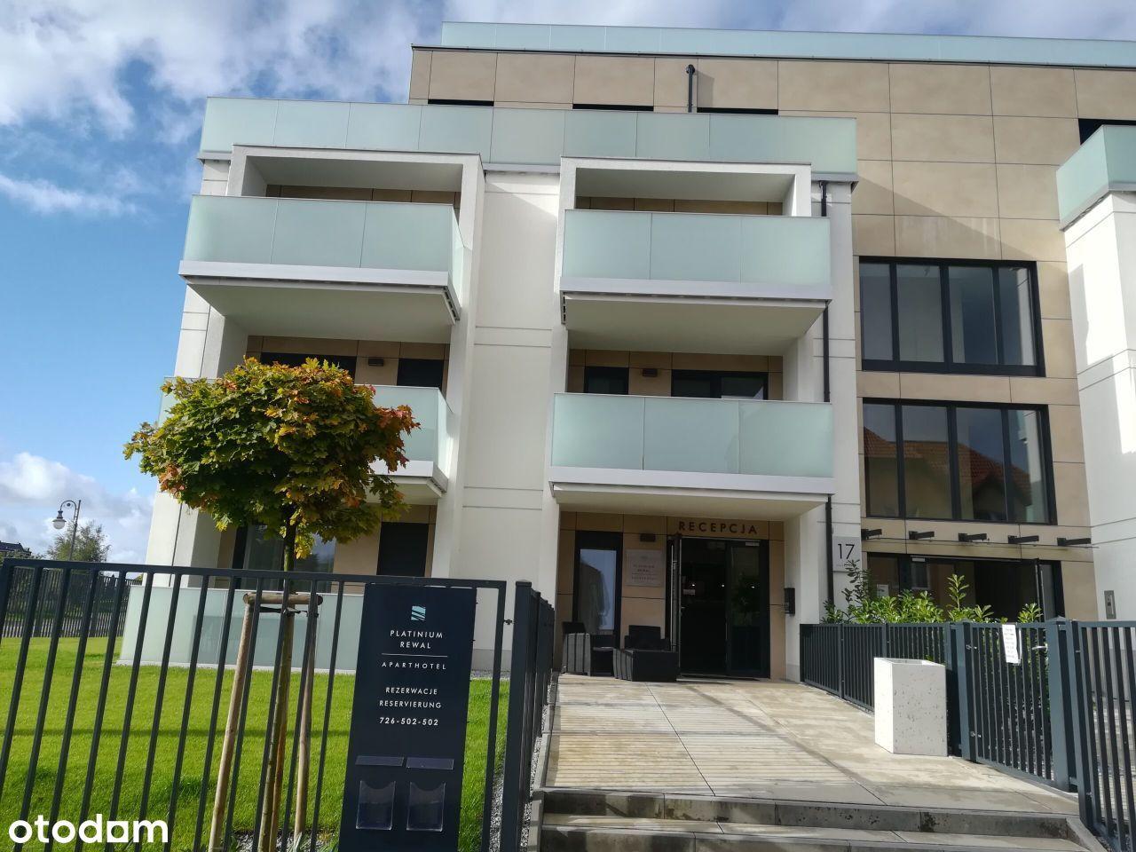 Nowy Apartament z Widokiem na Morze Rewal