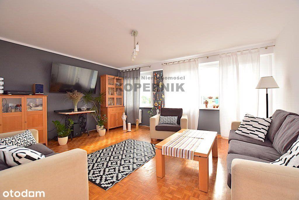 Duże mieszkanie 72,45 m2 w 3 pokojach, super punkt