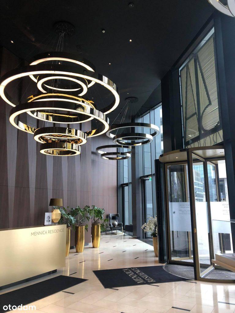 Sprzedaż Apartament Mennica Residance 57m2 3pokoje