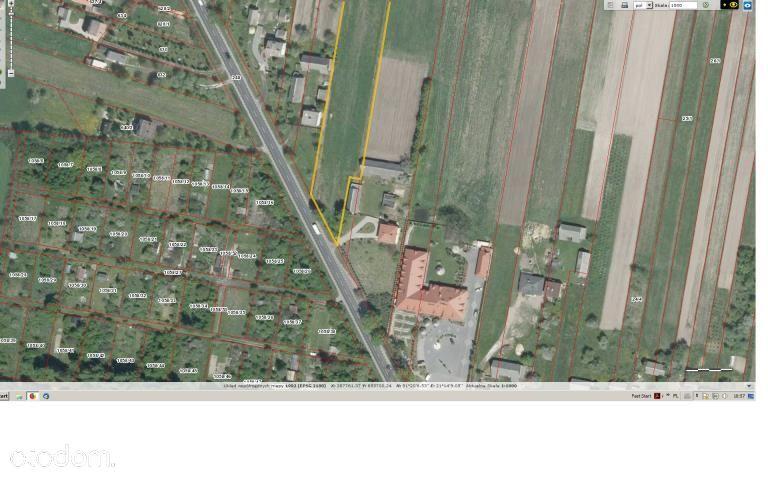 Działka, 27 484 m², Skaryszew