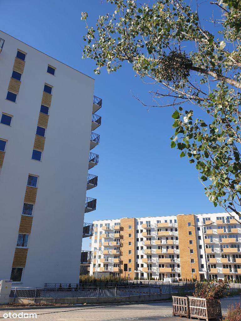 Mieszkanie 3pok. 2 balkony Nowa inwestycja Rataje