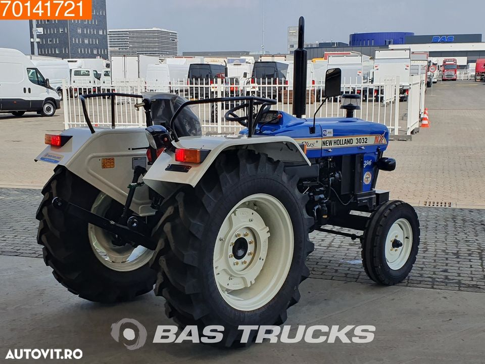 New Holland 3032 NEW UNUSED TRACTOR - 2021 MODEL - 5