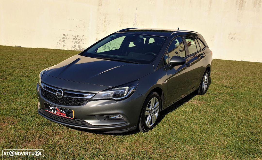 Opel Astra Sports Tourer 1.6 Cdti Edition - 1
