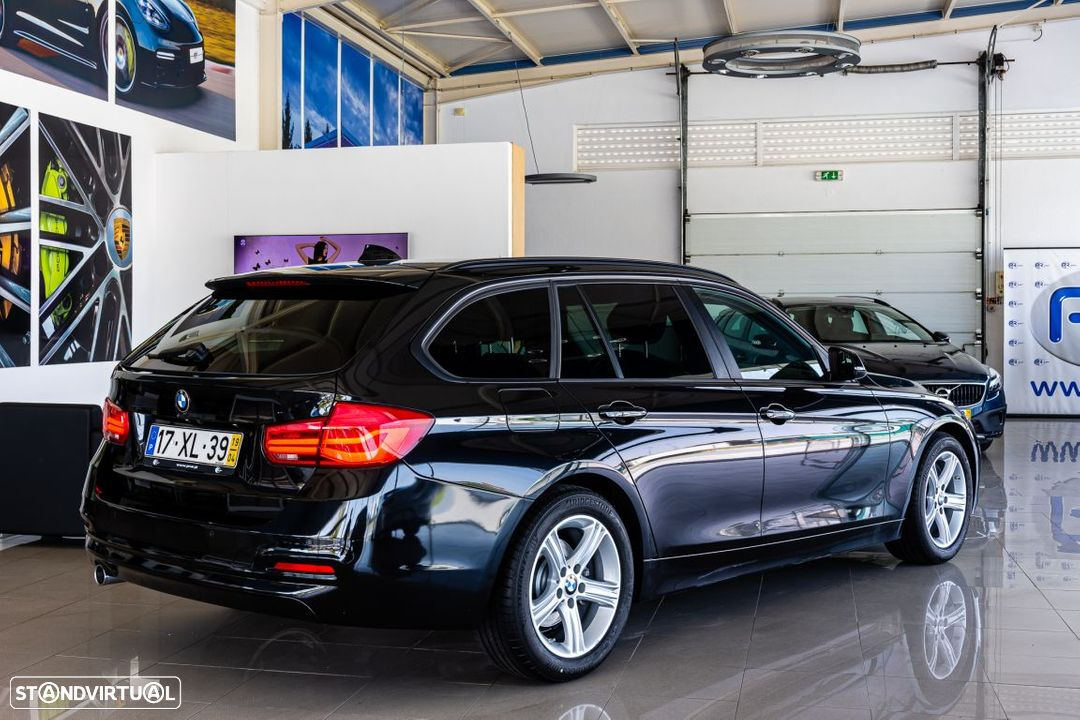 BMW 318 d Touring Ultimate Auto - 30