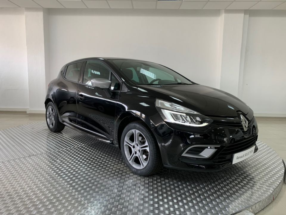 Renault Clio 1.2 TCe GT Line