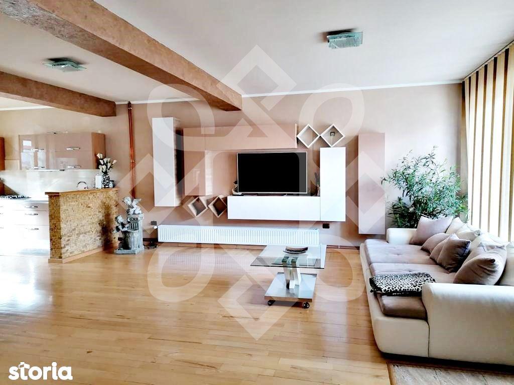 Casa cu etaj de vanzare in zona stadionului - Sirul Canonicilor Oradea