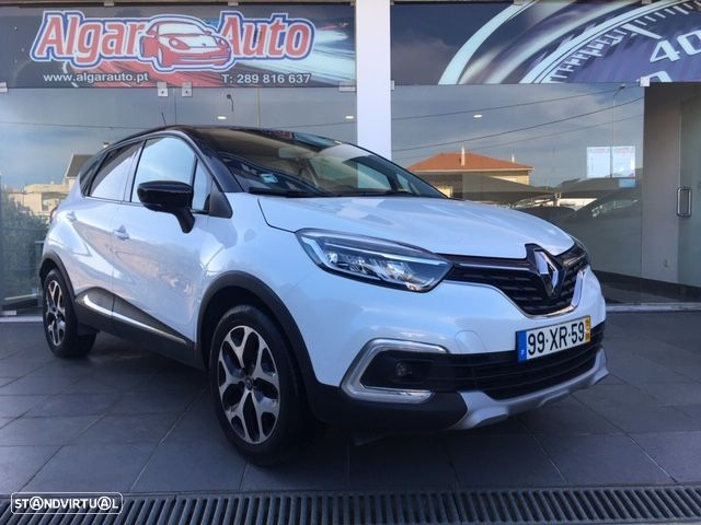 Renault Captur Exclusive TCE 90 - 1