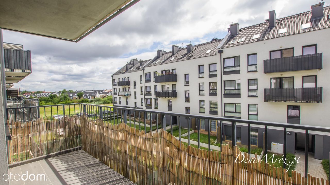 Słoneczne mieszkanie w spokojnej okolicy +Parking