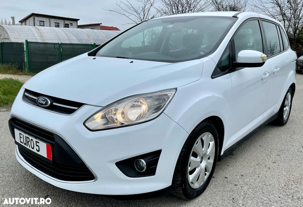 Ford C-MAX 1.6 - 6