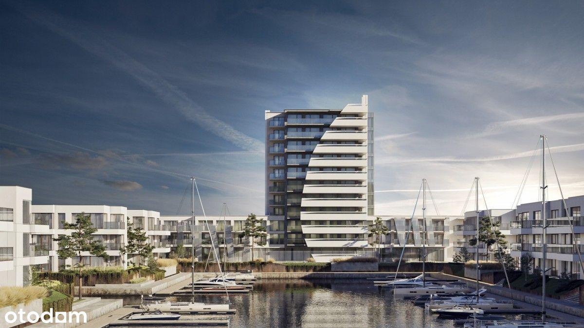 Inwestycyjne apartamenty z widokiem na morze