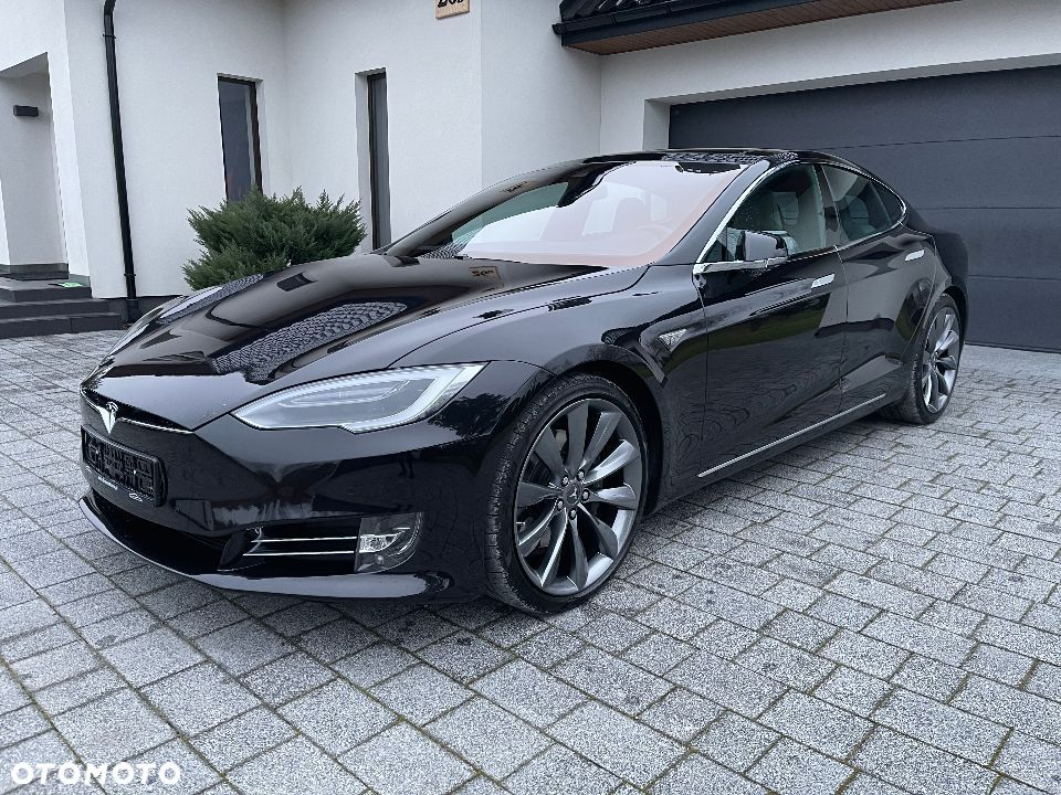 Tesla Model S / S90D / 525KM / 4x4 / Lift / Panorama / Europa / SuperchargerFree / - 3