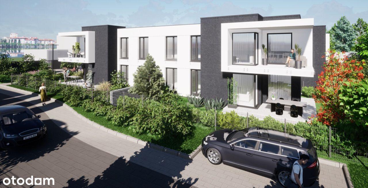 Osiedle LUNARIS | Apartament A1 69,02 m2 + ogródek