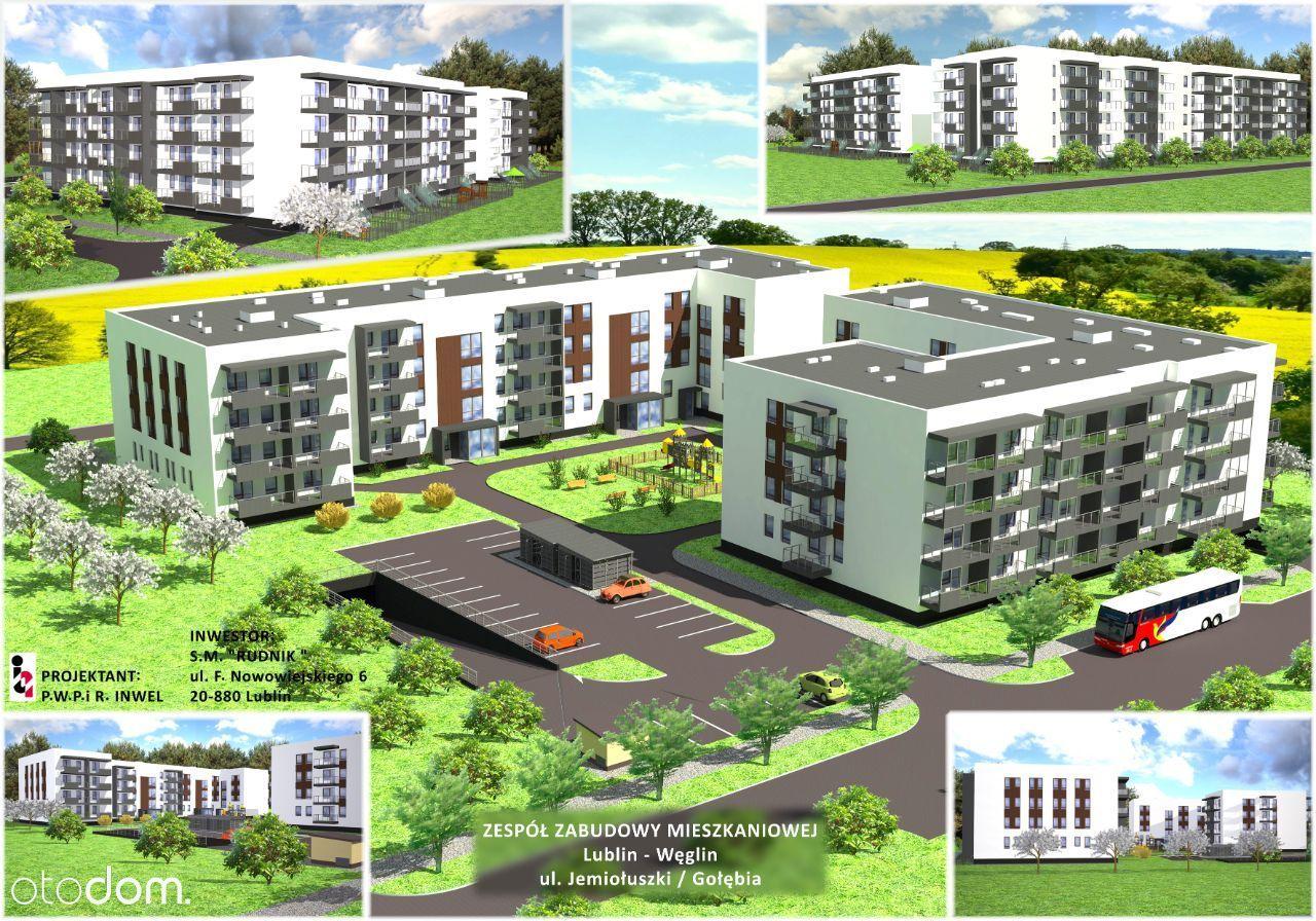 Węglin 57 m2 - Atrakcyjne mieszkanie w super cenie