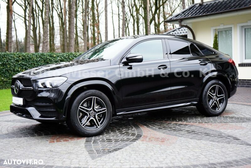 Mercedes-Benz GLE Coupe 350 - 10