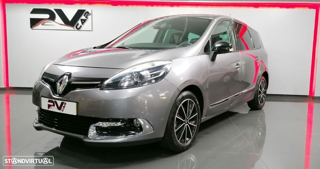 Renault Grand Scénic 1.6 dCi Bose Edition 7L - 28