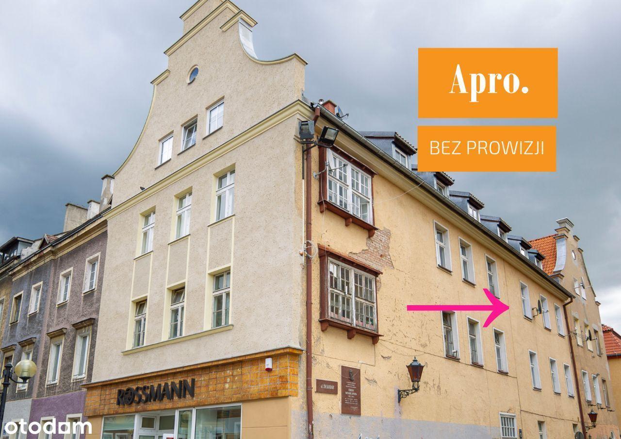Mieszkanie w centrum Starówki! Super inwestycja!