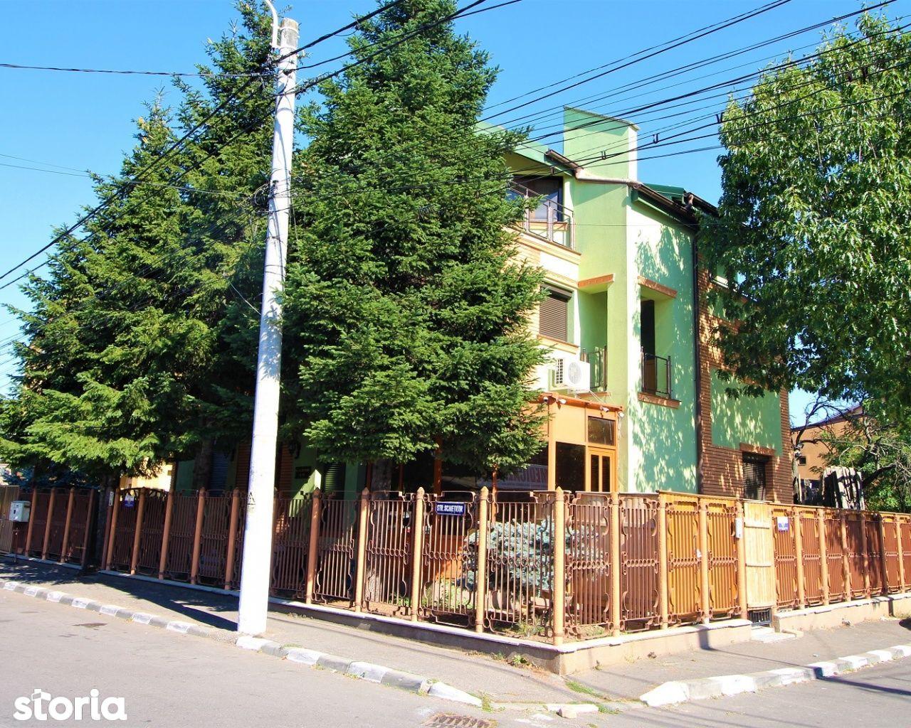 Vila vis a vis Spitalul Fundeni 325 mp utili