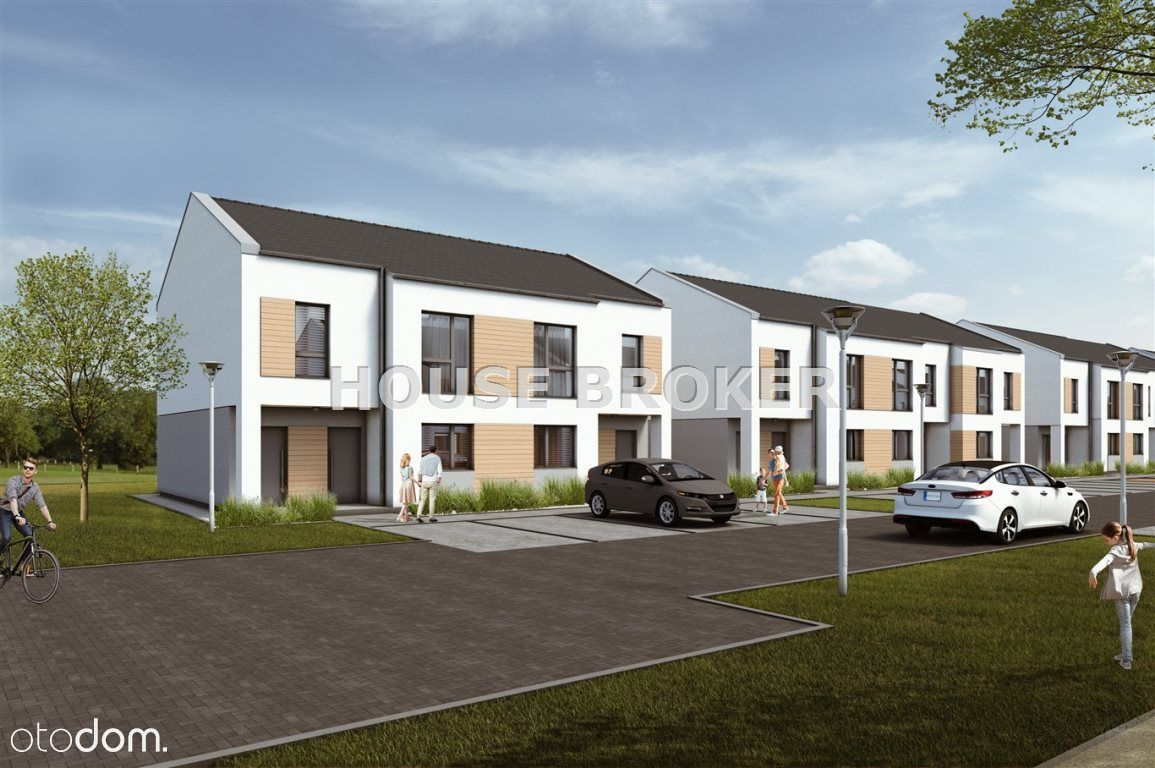 Mieszkanie, 56,29 m², Kobylnica