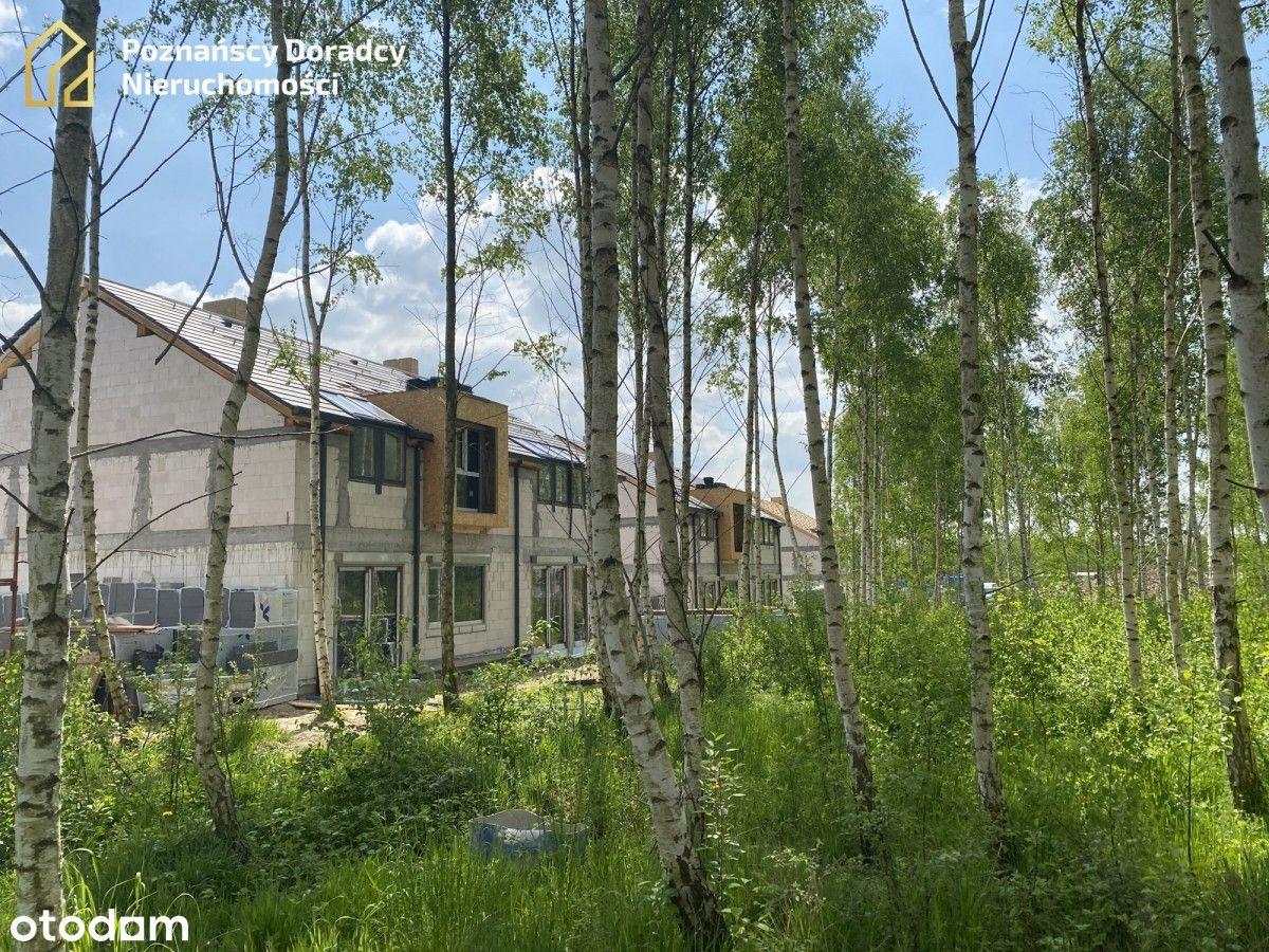 Energooszczędny dom blisko jeziora Kierskiego