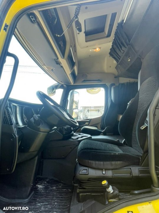 Mercedes-Benz ACTROS Chit  basculare - 6