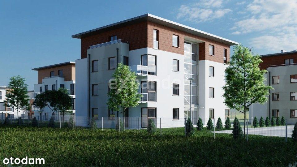 Rodzinne mieszkanie 3pok z dużym ogrodem ok.90m2!