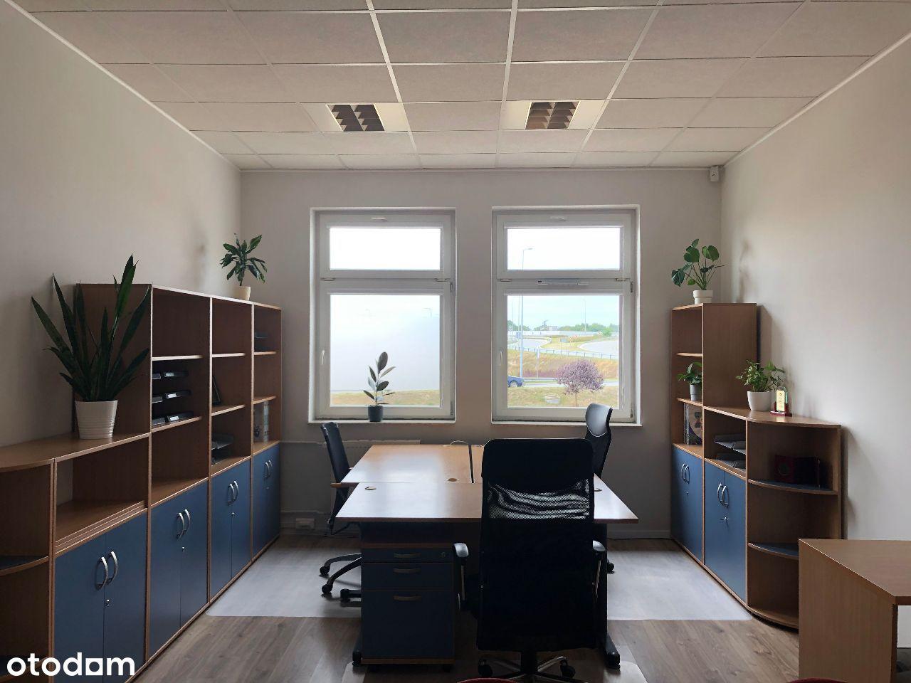 Kompleks biurowy 84m2 Magazynowa POINT