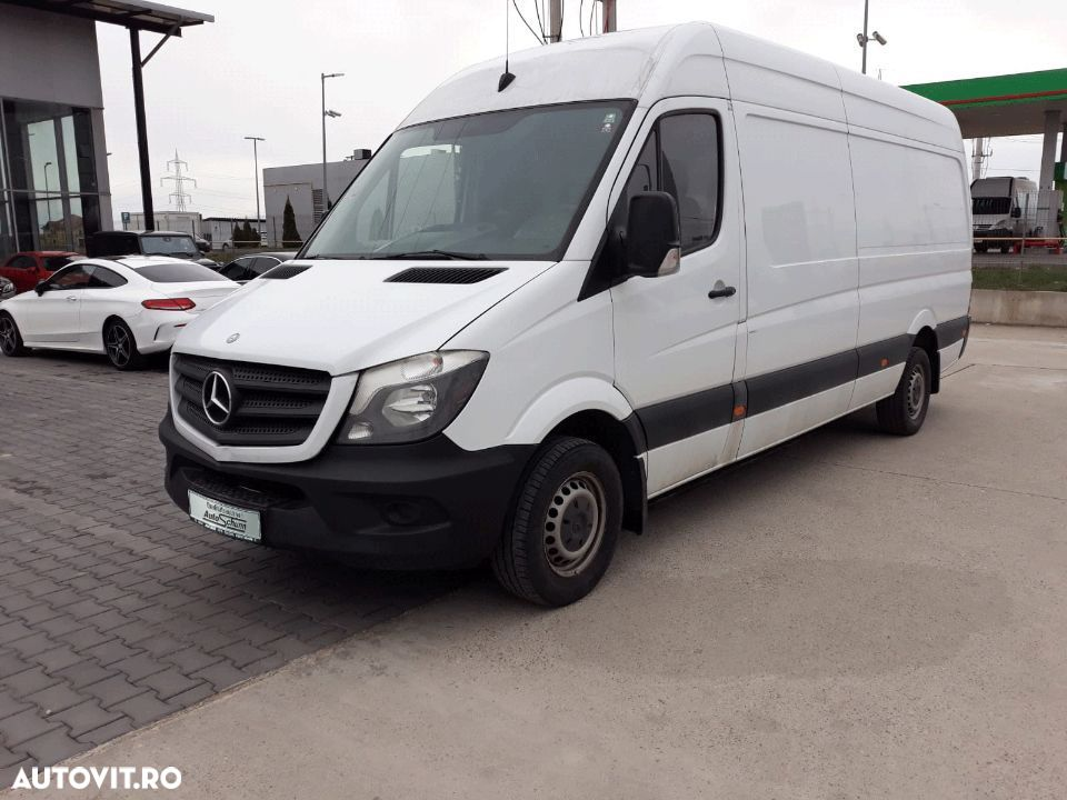 Mercedes-Benz Sprinter 313 CDI KA - 1