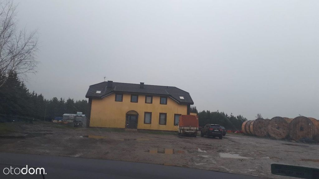 Budynek pensjonatu