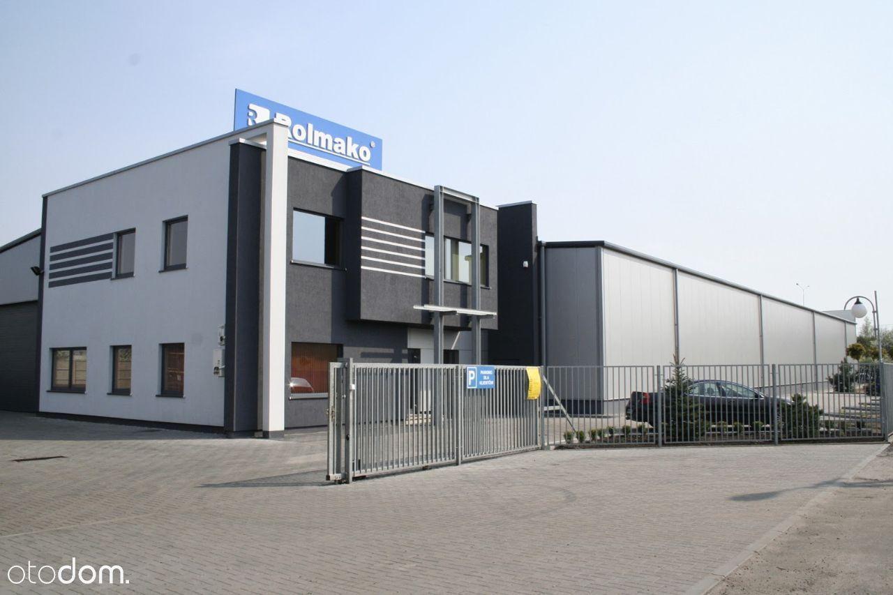 Obiekt produkcyjno-magazynowo-biurowy