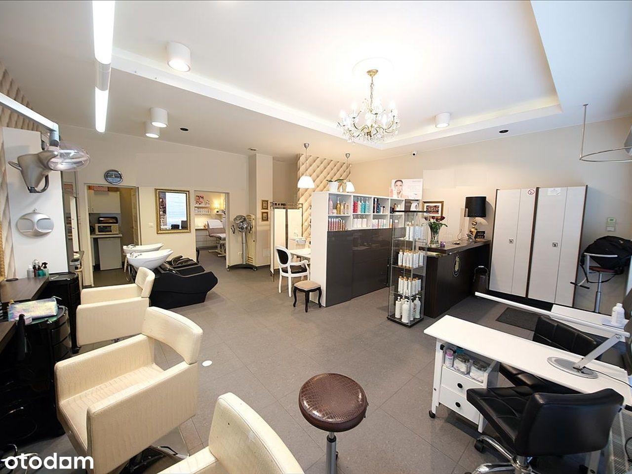 Salon fryzjerski i piękności -kompletny biznes