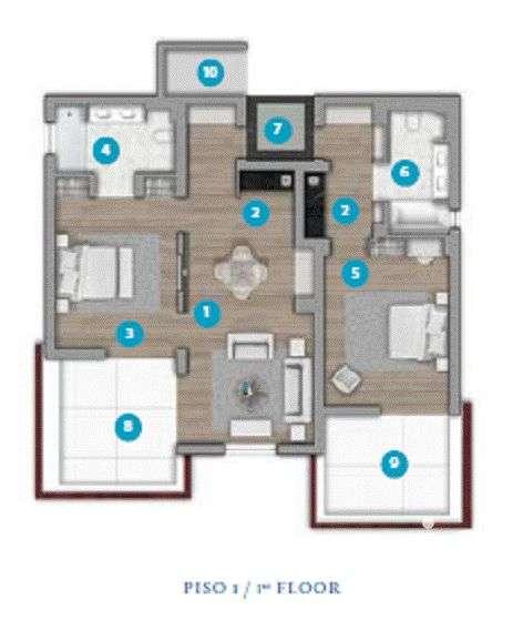Apartamento para comprar, Vau, Leiria - Foto 7