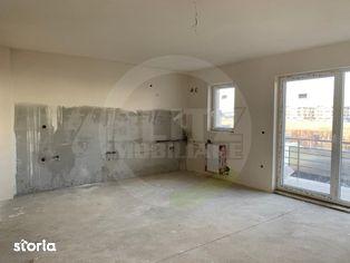 Apartament cu 3 camere, 62 mp, semifinisat!