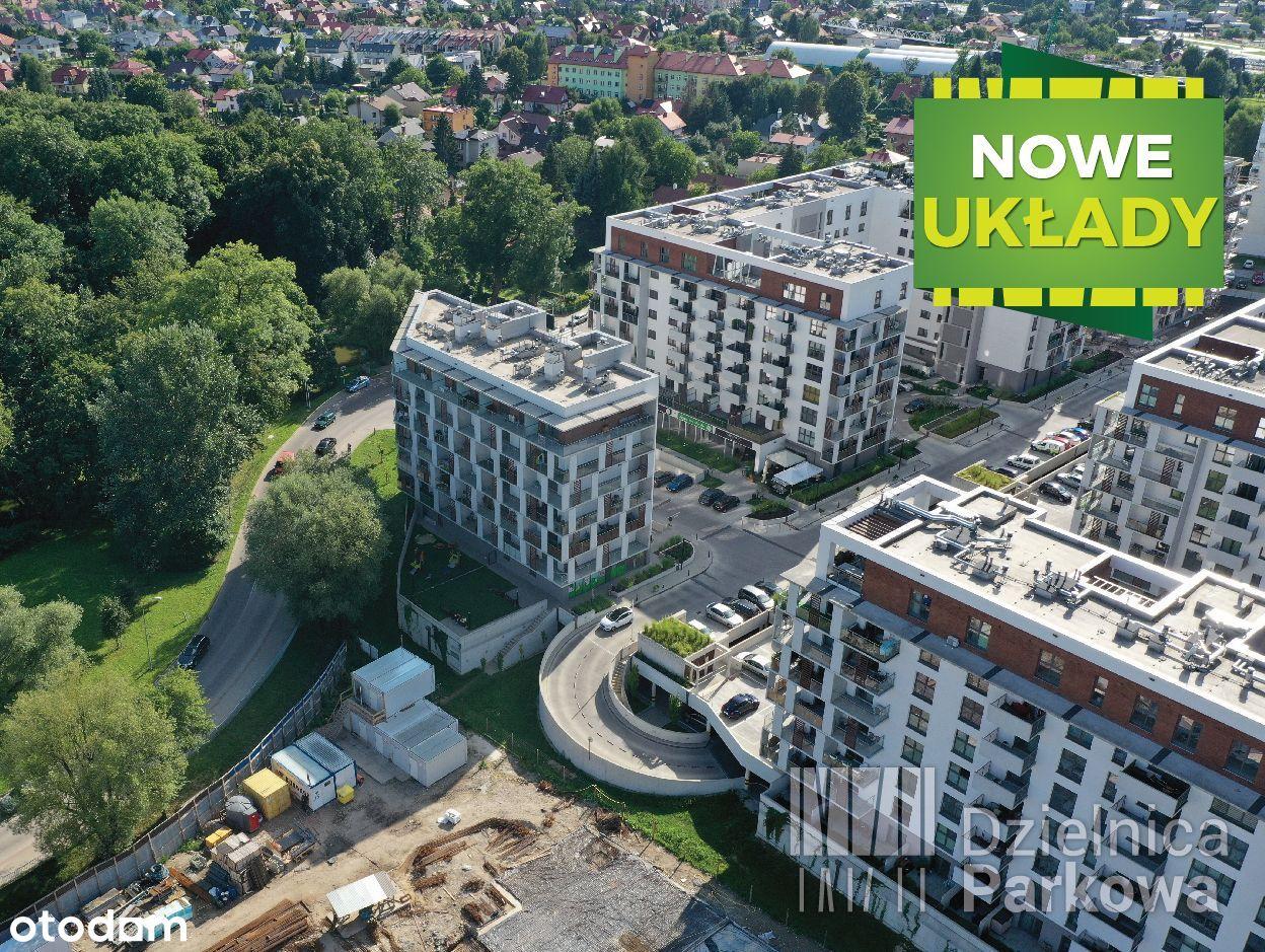 Mieszkania przy parku - samowystarczalne osiedle!